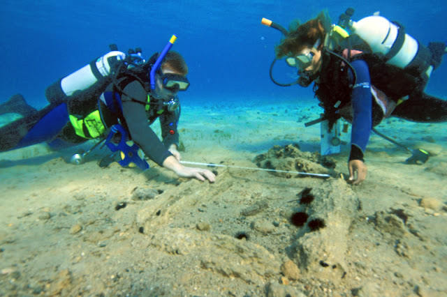 Αργολίδα: Υποβρύχια ξενάγηση στον βυθισμένο προϊστορικό οικισμό Λαμπαγιαννά στην Ερμιονίδα