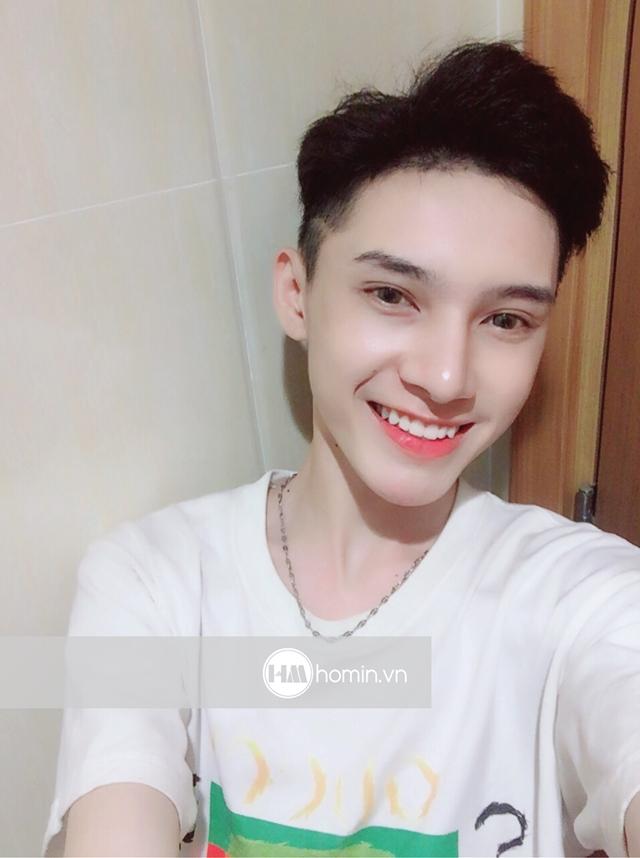 Hot face Trần Nguyễn Phúc Duy 7