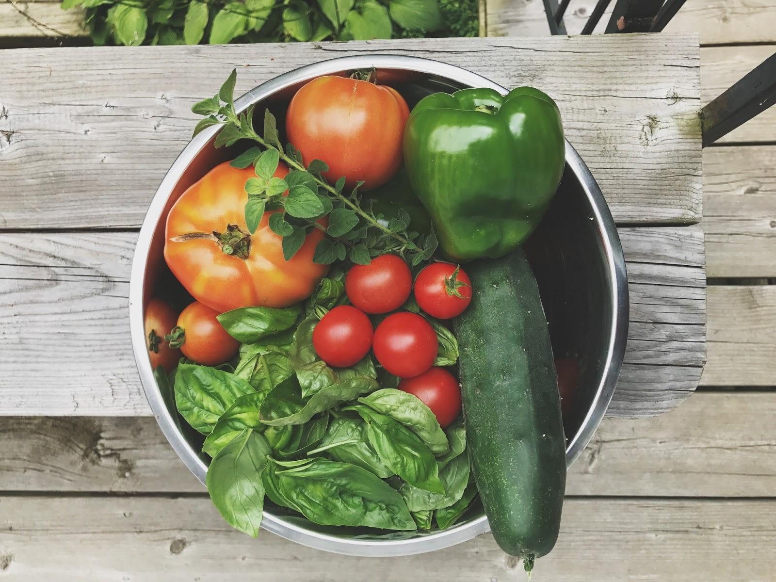 garden haul | sevengrams