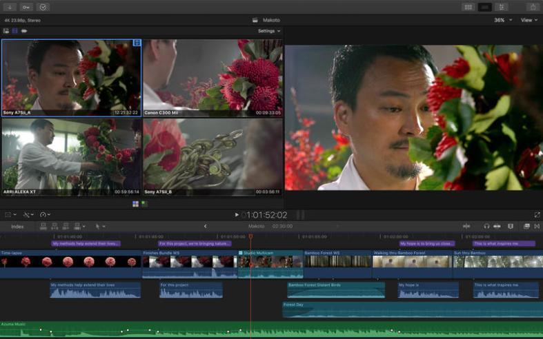 Final cut pro free download for mac high sierra