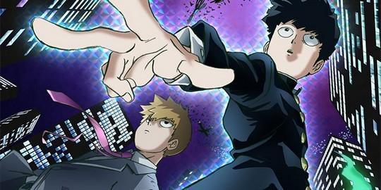 Suivez toute l'actu de Mob Psycho 100 sur Japan Touch, le meilleur site d'actualité manga, anime, jeux vidéo et cinéma