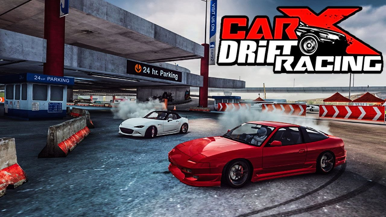 carx drift racing lite mod apk+data (unlimited gold coins)