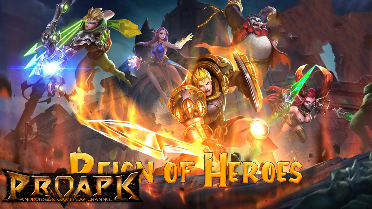 Reign of Heroes