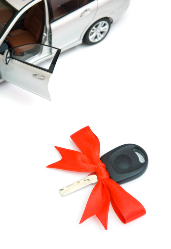 giving car as gift