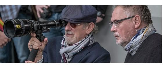ผลการค้นหารูปภาพสำหรับ janusz kaminski and steven spielberg