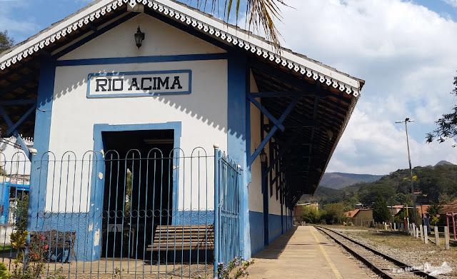Estrada Real, Caminho Sabarabuçu, Rio Acima, Minas Gerais