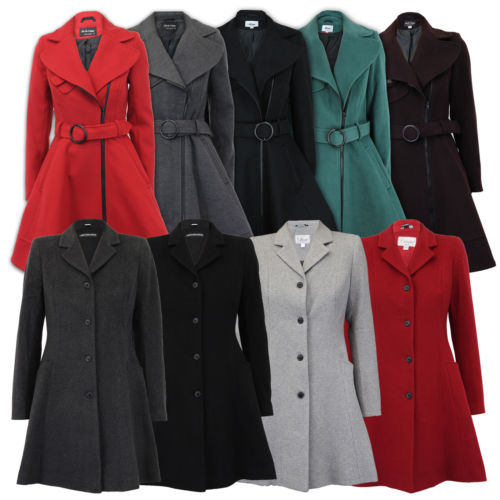 Winter Collection: Ladies Coats & Jackets ~ SadeeStyle ...