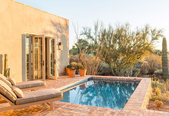 Дизайн-проекты. Средиземноморский дом в штате Аризона