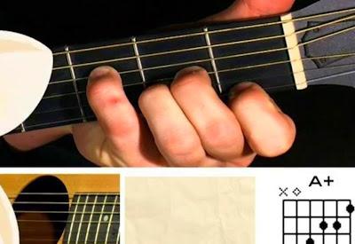 macam macam kunci gitar