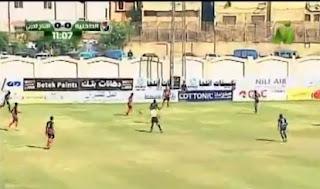 بالفيديو : الداخلية يفوز على الانتاج الحربي بثلاثية نظيفة اليوم الاحد 16-04-2017 الدوري المصري