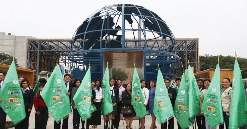 MINEDU: 28 colegios públicos y privados reciben bandera verde por sus logros ambientales - www.minedu.gob.pe
