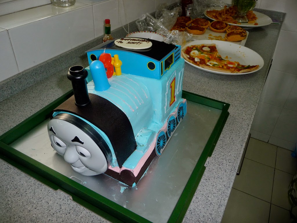 Birthday Cake Pictures Kids Train Birthday Cakes