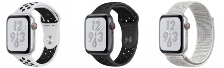 Apple Nike+ Series 4 Watch now Available on Sale
