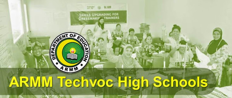 Strengthened Technical-Vocational Education Program (STVEP) - ARMM