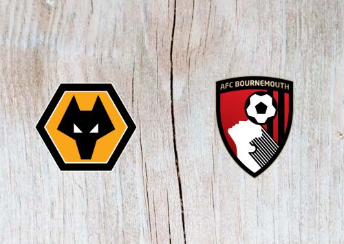 Wolves vs Bournemouth - Highlights 15 December 2018
