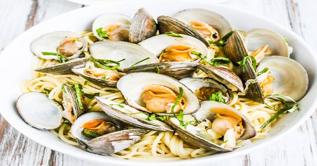 Pepe's White Clam Sauce Pasta Recipe