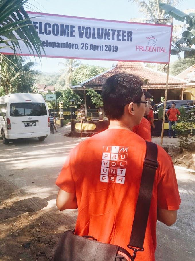 CSR PRUVolunteer Bangun 30 Rumah Layak Huni di Desa Selopamioro Bantul