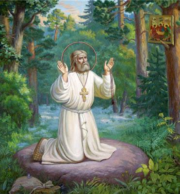 """Иеромонах Серафим Роуз: """"Бог есть огнь"""""""