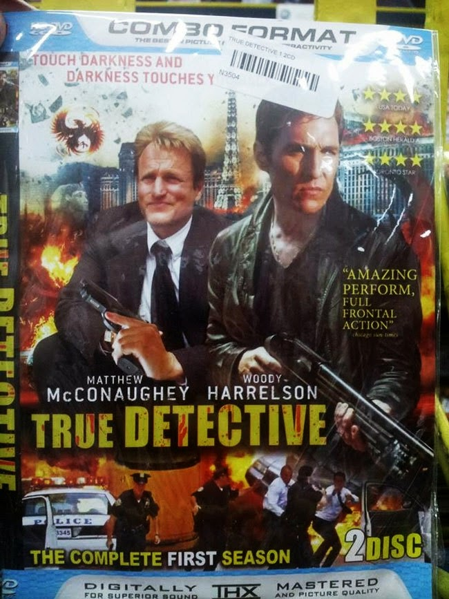 Lost In Translation! Funny Bootleg DVD Covers - UPDATE
