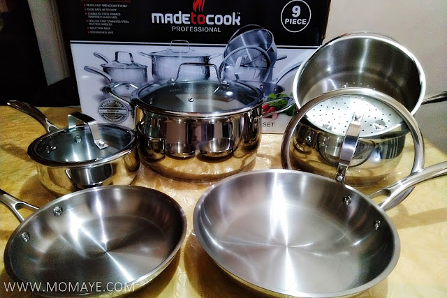 #loveSnR, #SnReveryday, S&R Membership Shopping, cookware, stainless steel cookware, home, kitchen, kitchen ware,
