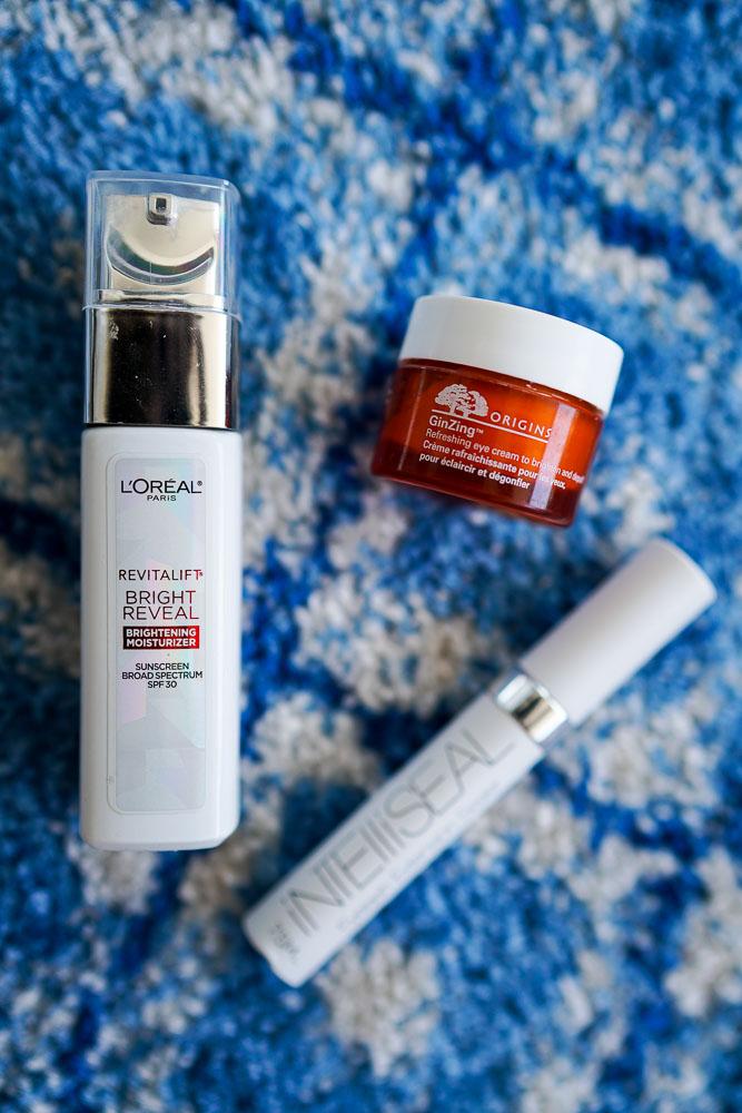 Intelliseal Eyelash Sealer, L'Oreal, Moisturizer, SPF face lotion, skincare, beauty routine, beauty blogger, beauty blog