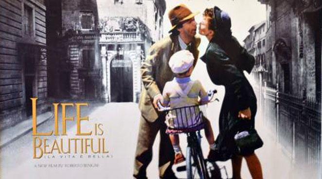 Review Film Life is Beautiful (1997) Bahasa Indonesia ...
