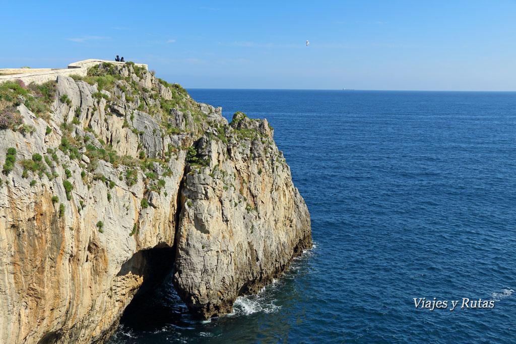 Punta de la Atalaya, Castro Urdiales