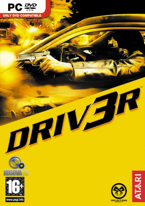 Free Game Driver 3 Download Full Version Auto Pc