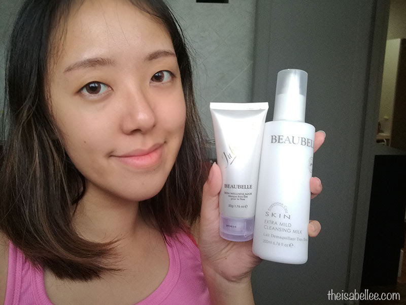 Beaubelle Jubilation Skin Wellness Mask + Cleansing Milk Review