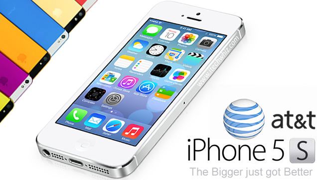 new iPhone 5S AT&T Release Date, Price, Pre-Orders 2013