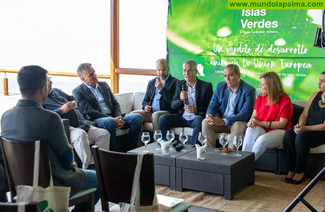 Política Territorial presenta la primera edición del 'Congreso de Islas Verdes'