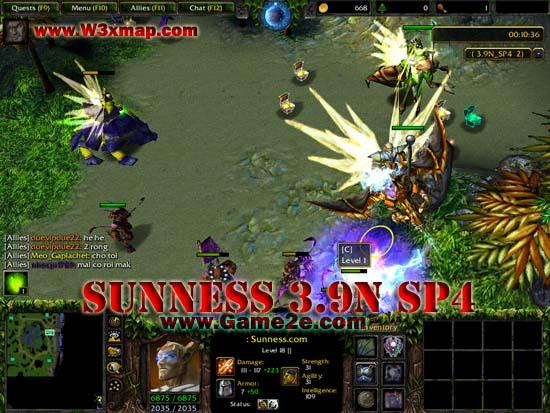 伏魔战记(3 9N_SP4) WarCraft 3 Map | WarCraft 3 | Nibbits