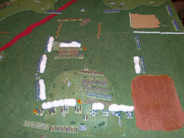 Black Powder American Civil War Breakout Battle Report