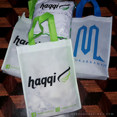 bukti haqqi, fesyen islamik murah, baju raya murah, haqqi, produk kelengkapan haji, fesyen patuh syariah, fesyen islamik, haqqi,