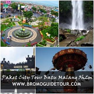 Paket City Tour Batu Malang 3 Hari 2 Malam