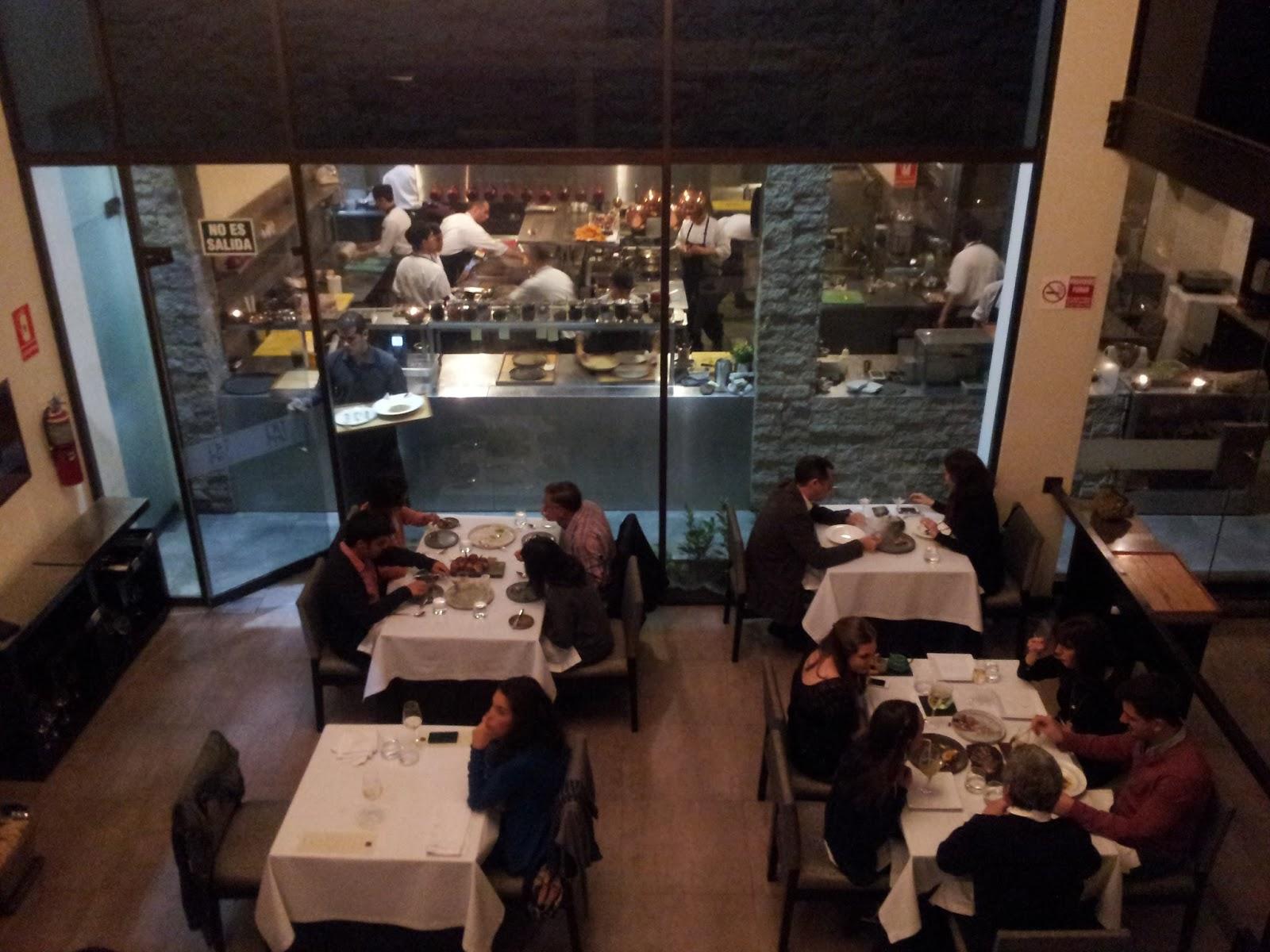 El dadaista gastronómico: Restaurante Central: Cocina de autor en Lima