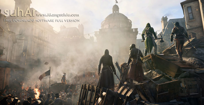 Download GAME PC Assassin's Creed Unity full version game
