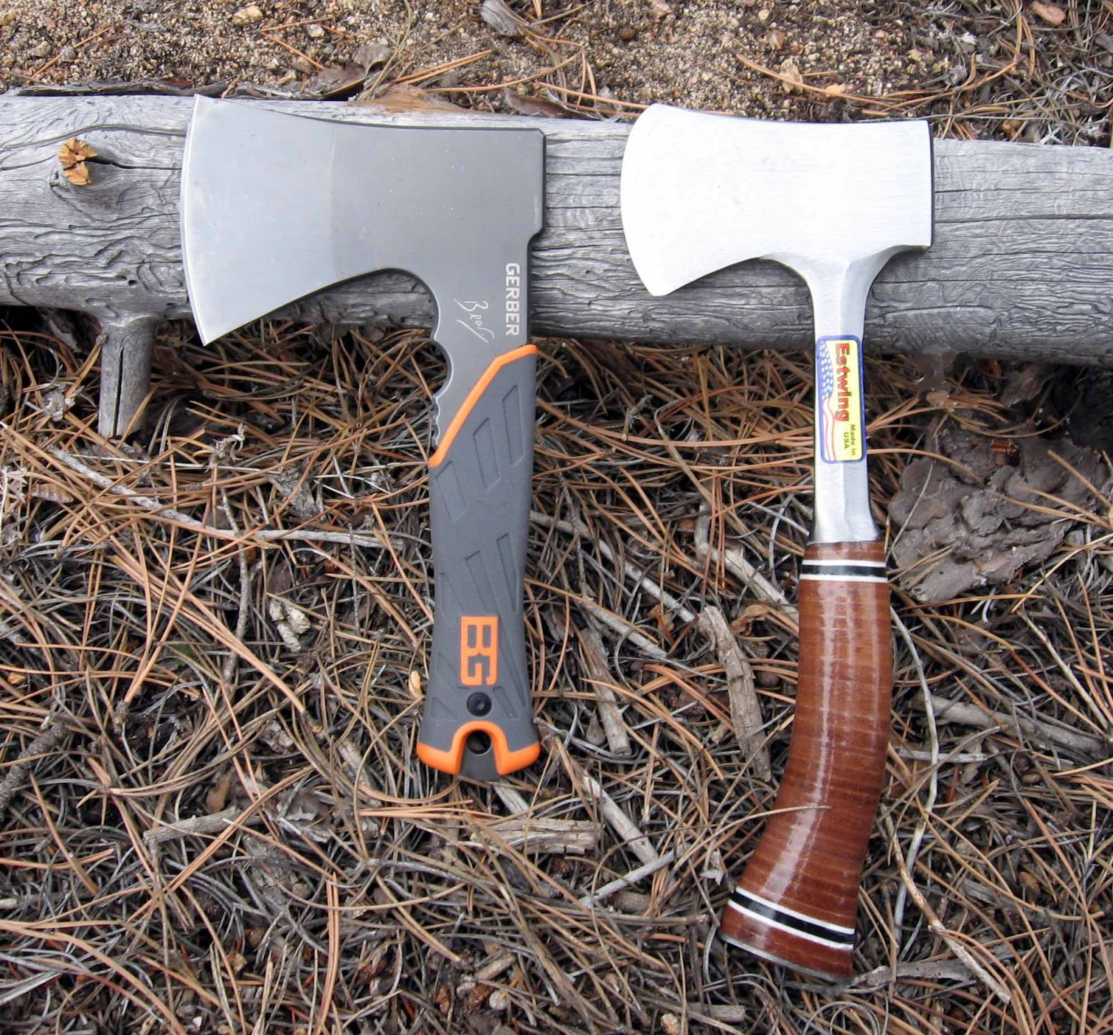 Norlund Camping Hatchet Axe Wood Tool Single Bit Tomahawk ...  |Hatchet