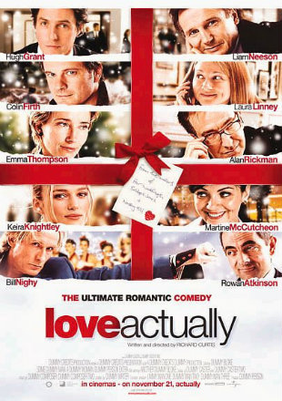 Love Actually 2003 Dual Audio BRRip 720p In Hindi English