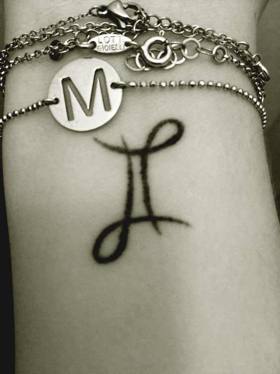 50 Beautiful Gemini Tattoos Designs And Ideas With Meanings