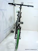 2 Sepeda Lipat CHEVROLET Suspension 20 Inci