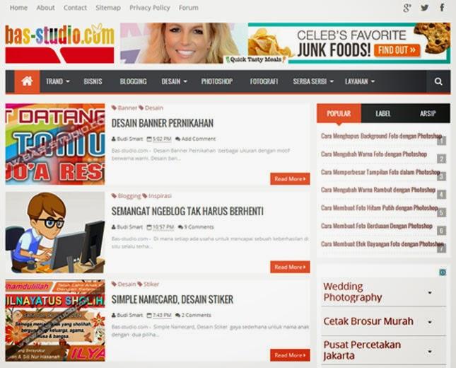 Blog Bas-studio.com