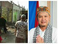 Dicintai Warganya, Rumah Pejabat (PKS) ini Dirobohkan Massa, Patut Ditiru Pejabat Lain