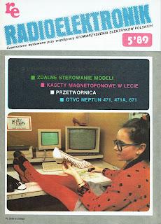 Okładka Radioelektronik 5/89
