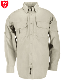 5.11 Long Sleeve Tactical® Khaki Shirt