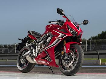 Honda CBR650R menggantikan Honda CBR650F?