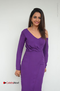 Actress Rakul Preet Singh Latest Stills in Beautiful Long Dress  0058.JPG