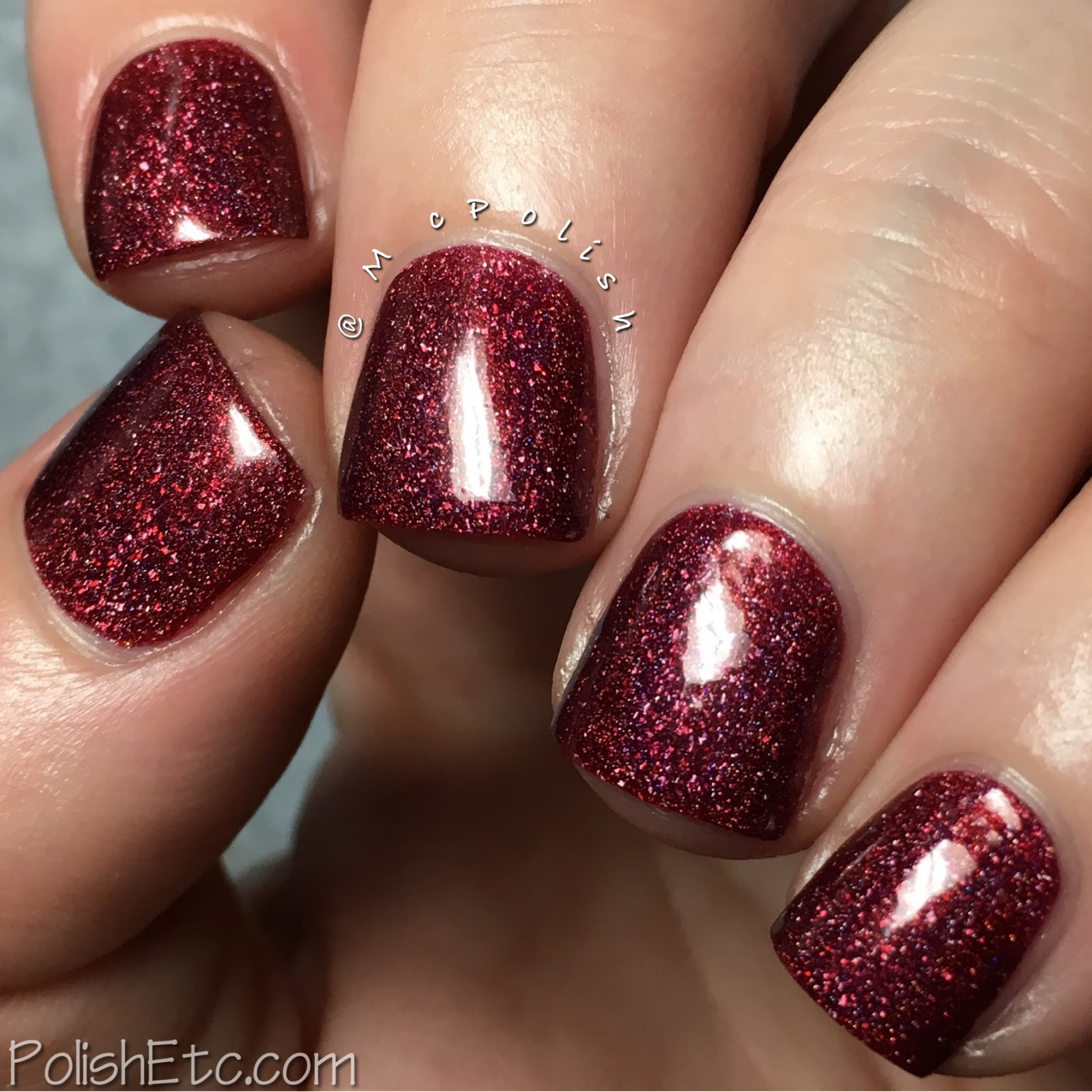 Road to Polish Con - Week 3 - McPolish - Chi Town Divas by Darling Diva Polish