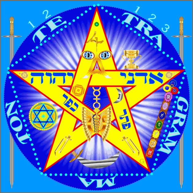 pentagono-pentaculo-pentagrama-Pitagoras-espiritual-y-simbolo-universal