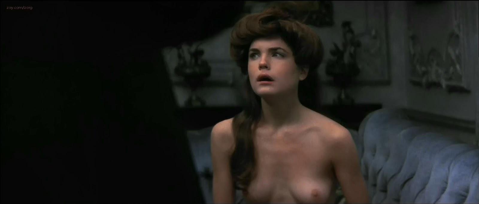 Elizabeth berridge nude, topless and sexy